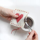 Lavender Stitch Your Heart Out Sachet