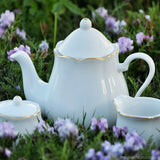 Classic Porcelain Tea Set