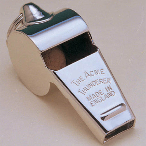 Acme Thunderer Camping Whistle