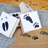 Rubber Animal Track Stamps