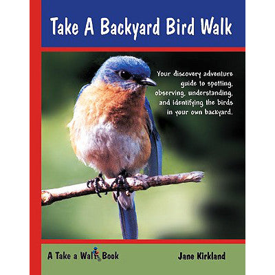 Take a Backyard Bird Walk