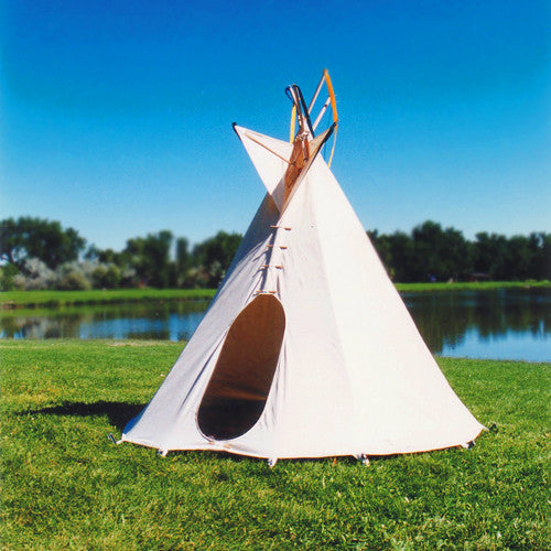 Children's Backyard Tipi