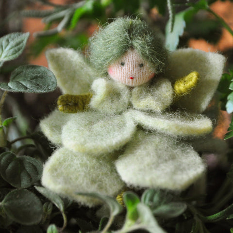 Basil Herb Fairy