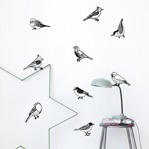 Songbird Wall Stickers