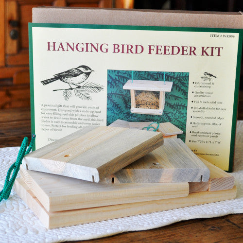 Hanging Bird Feeder Kit