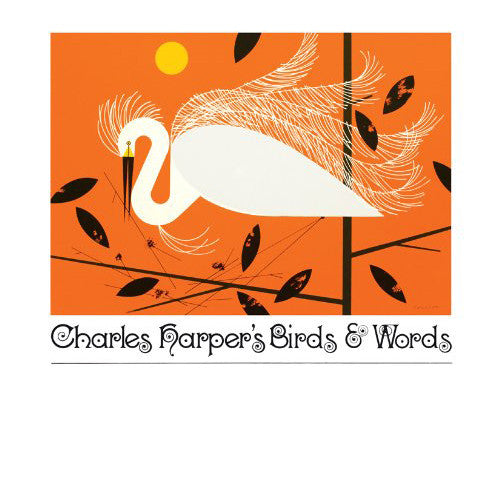 Charles Harper's Birds & Words