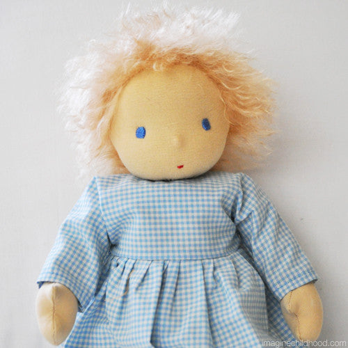 Handcrafted 'Nils' Doll