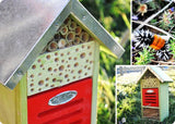 Garden Helper's Insect Hotel Kit