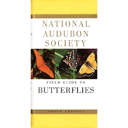 Audubon Field Guide to Butterflies