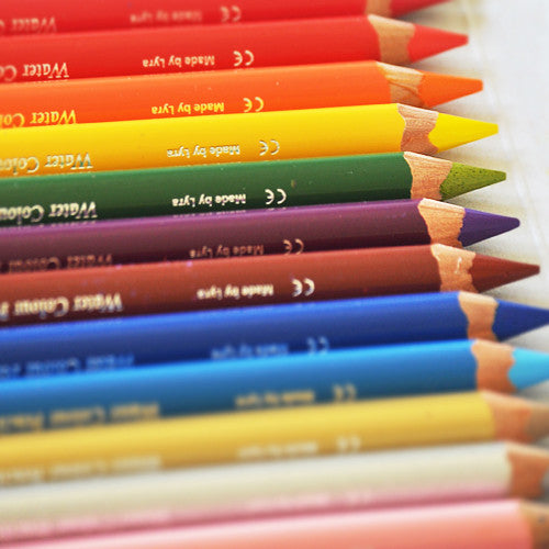 Giant Watercolour Pencils
