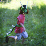 Handcrafted Dragon Costume