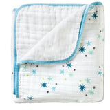 Organic Cotton Dream Blanket - Starry Night