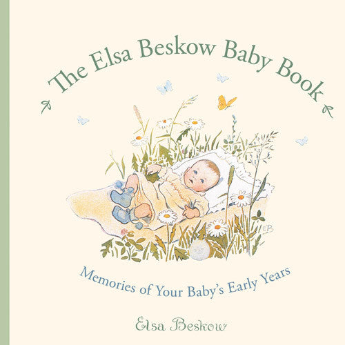 The Elsa Beskow Baby Book