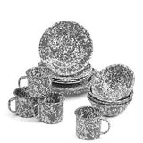 Enamelware Starter Set for 4