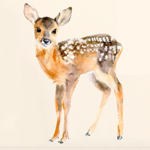 Fawn Wall Sticker