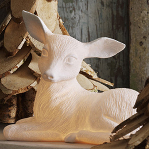 Ceramic Animal Night Lights