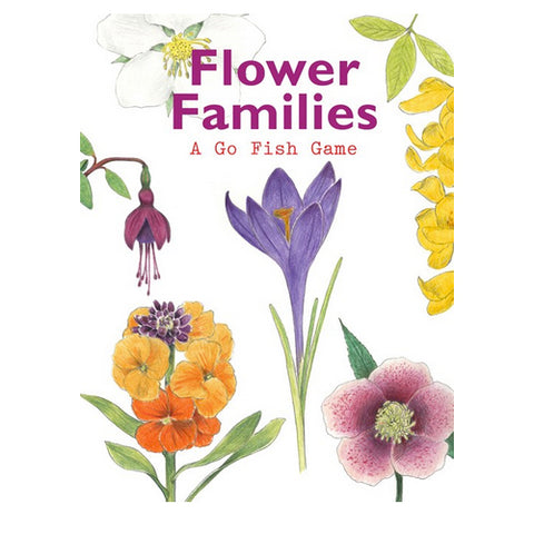 Flower Families Go Fish