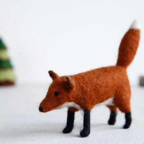 Felted Fox Kit