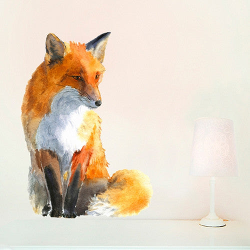 Fox Wall Sticker