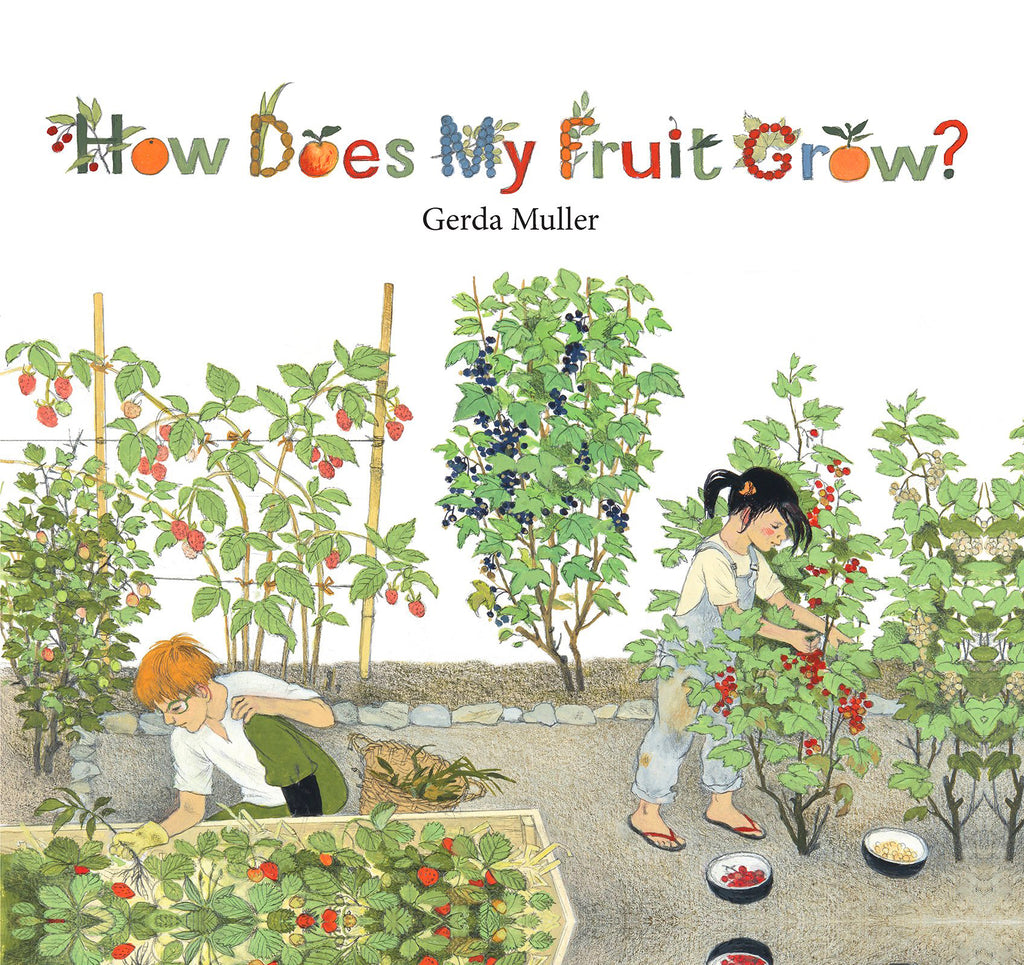 How Does My Fruit Grow?