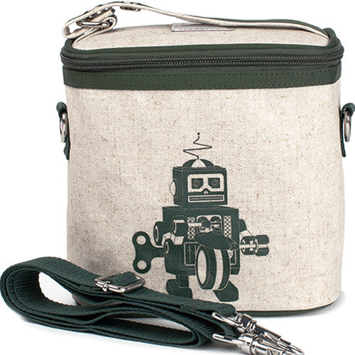 Robot Cooler Lunch Bag