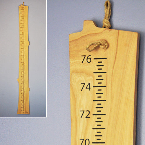 Eco Friendly Growth Chart