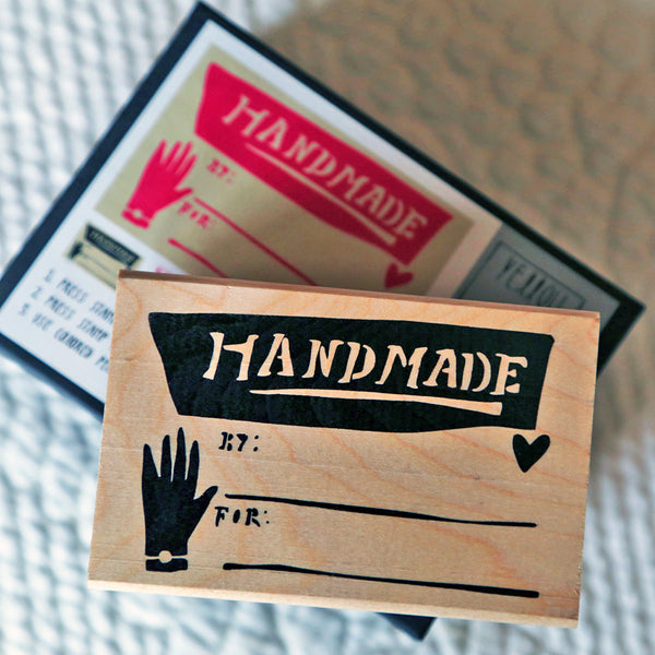 Handmade Stamp Activity Kit
