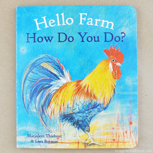 Hello Farm: How Do You Do?