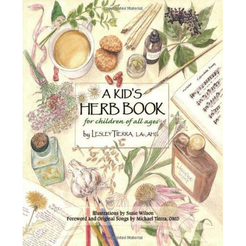 A Kid's Herb Book