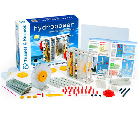 Hydropower Renwable Energy Kit
