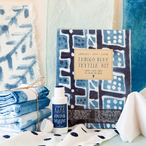 Indigo Texile Kit