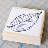 Rubber Leaf Stamps