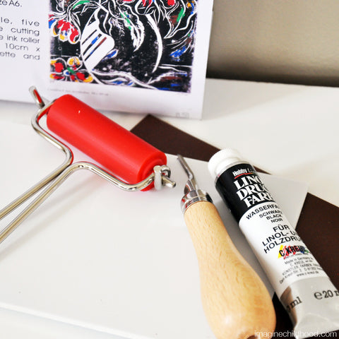 Lino Cutting Set