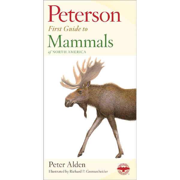 Peterson First Guide to Mammals