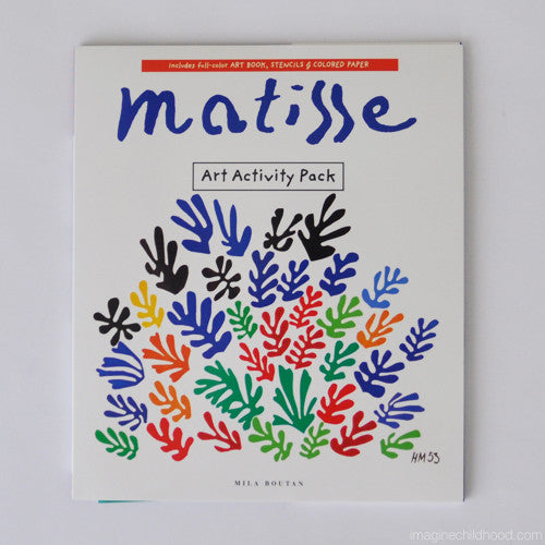 Art Activity Pack: Matisse
