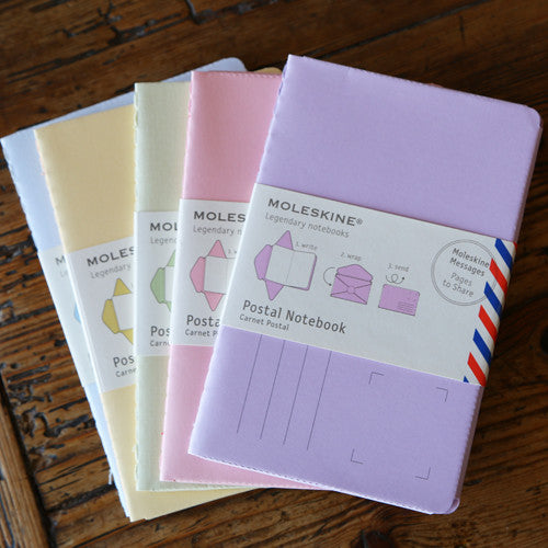 Postal Notebook Cards