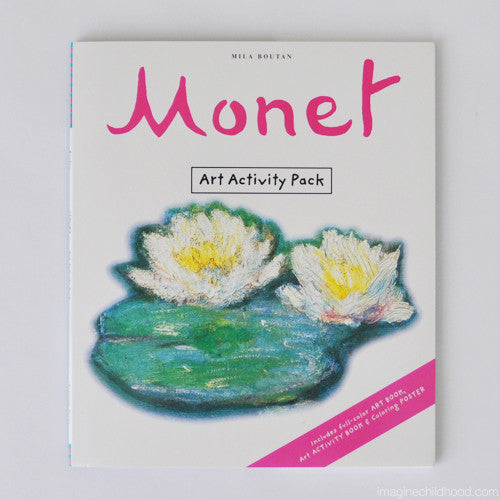 Art Activity Pack: Monet