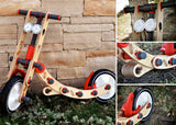 Rideable Wooden Construction Kits