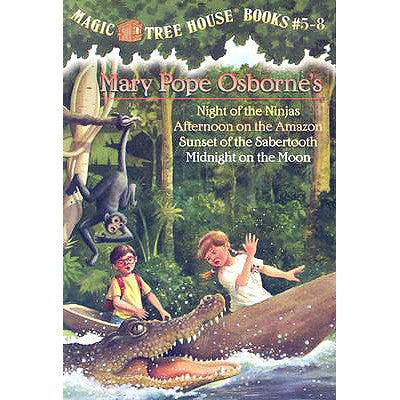 Magic Tree House #5-8