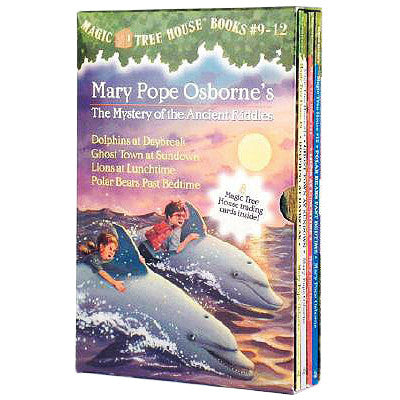 Magic Tree House #9-12