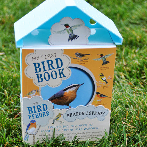 My First Bird Book and Bird Feeder