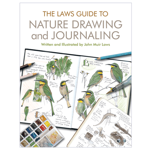 The Laws Guide to Nature Drawing & Journaling