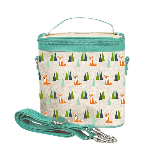 Olive Fox Cooler Lunch Bag