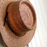 Hand Woven Outback Palm Hat