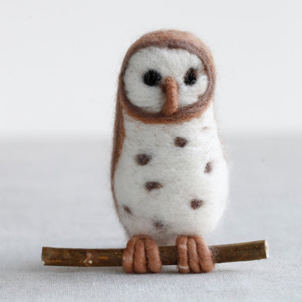 Felted Owl Kit