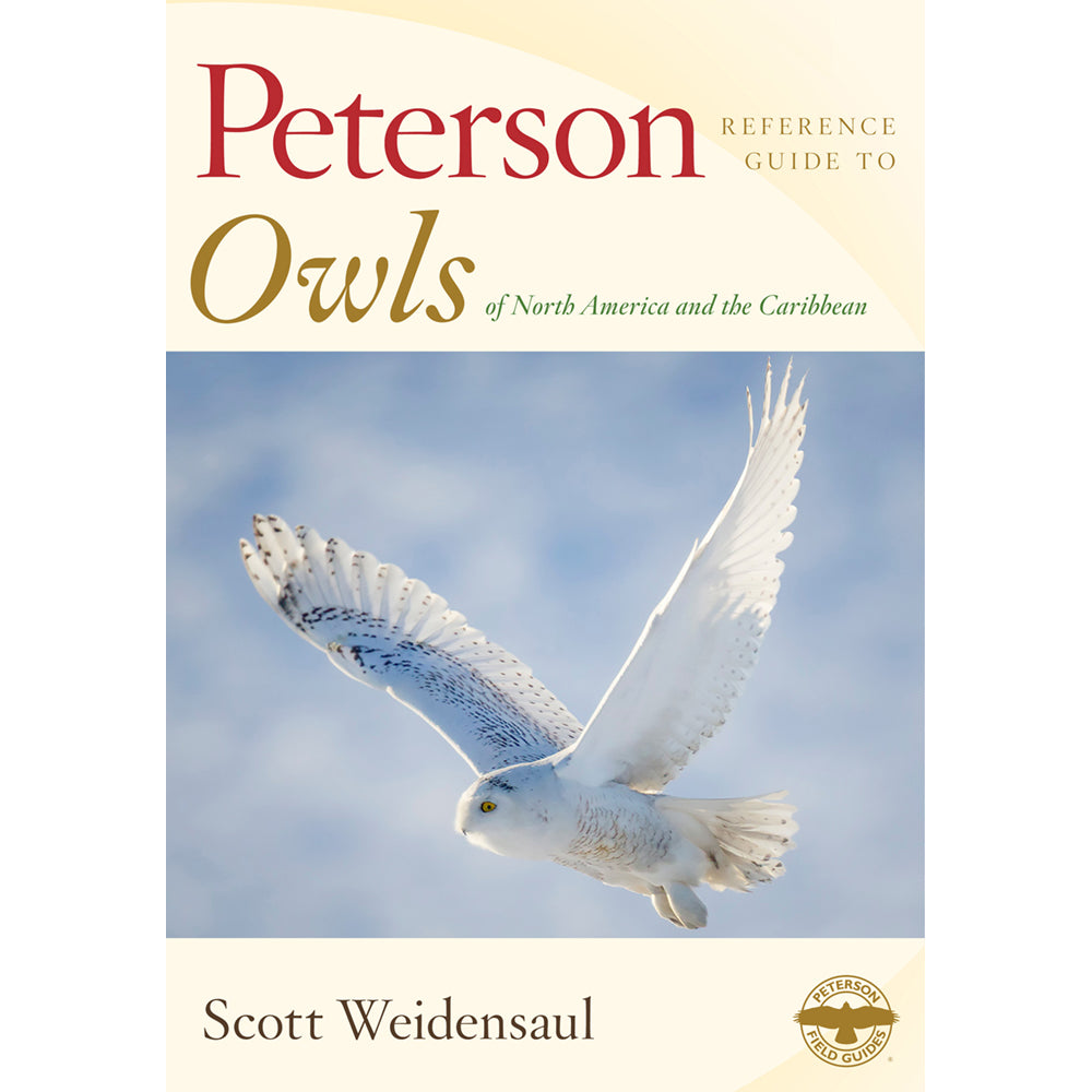 Peterson Reference Guide to Owl of North America