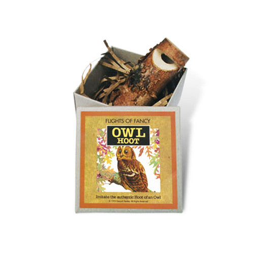 Owl Whistle
