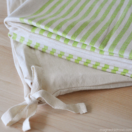 Striped Picnic Blanket