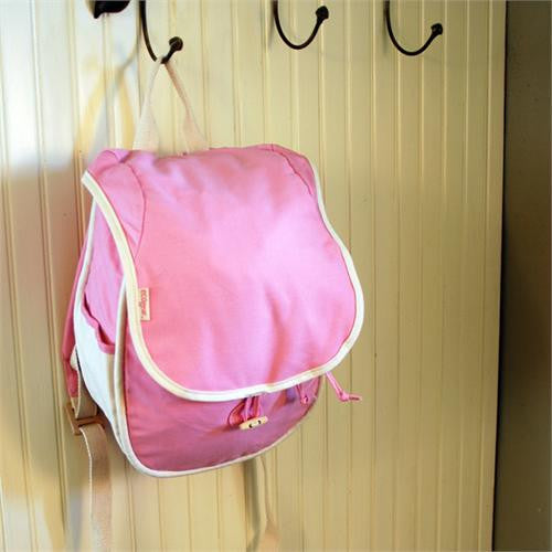 Natural Cotton Backpack