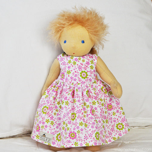 Handcrafted 'Helene' Doll